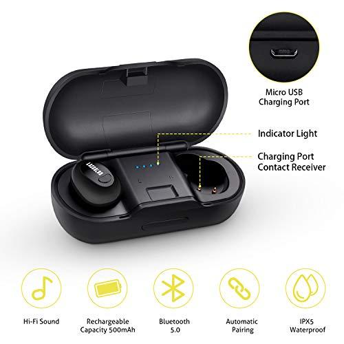 Bluetooth Kopfhörer Lasdolod in Ear Bild 3*