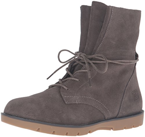 Dirty Laundry by Chinese Laundry Women's Next Up Boot, Grey Suede, 7.5 M US
