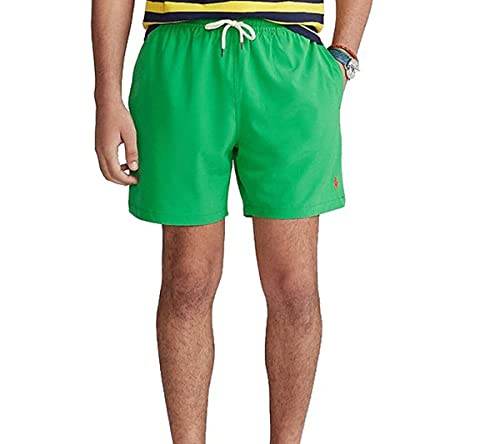 Ralph Lauren Bañador Hombre Verde 829851-007 (XL)