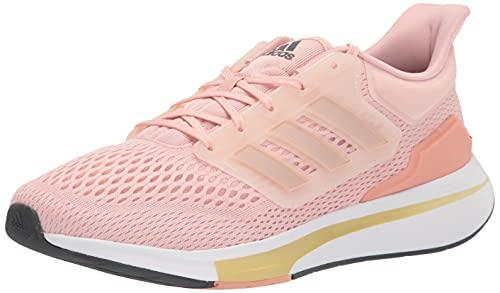 adidas Women's EQ21 Running Shoe, Vapour Pink/Vapour Pink/Ambient Blush, 8.5