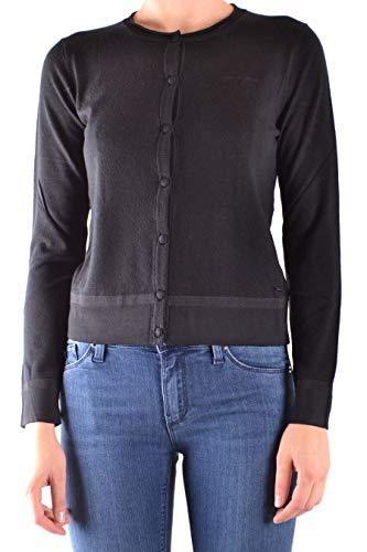 Armani Jeans Luxury Fashion Damen 6Y5E2E5MFWZ1200 Schwarz Polyamid Strickjacke | Frühling Sommer 20