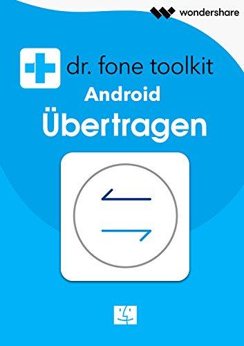 Dr.Fone Android -Übertragen MAC (Product Keycard ohne Datenträger)