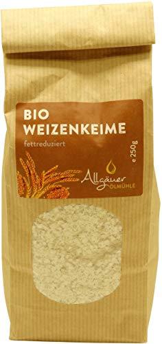 Allgäuer Ölmühle - Allgäuer Bio Weizenkeime - 250 g