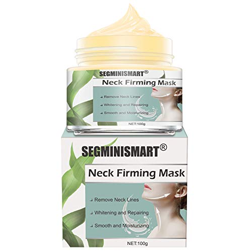 Neck Firming Cream,Neck Anti-Wrinkle Mask,Neck Tightening Cream, Anti Aging Moisturizer for Neck & Décolleté, Anti Wrinkle Skin Tightening Neck for Lifting Double Chin and Sagging Skin