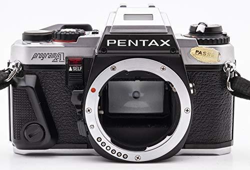 Pentax Program A Reflex Camera Silver Body Only
