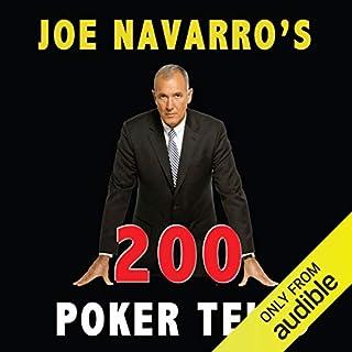 200 Poker Tells audiobook cover art