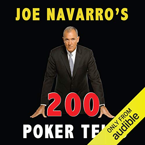 200 Poker Tells  By  cover art