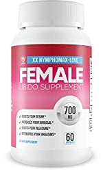 small NymphoMax Love-Increased Libido-Supporting Women's Desires-A Mixture of Yohimbe and Patented Nature …