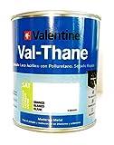 Val-thane blanco 750 ml. Esmalte acrílico