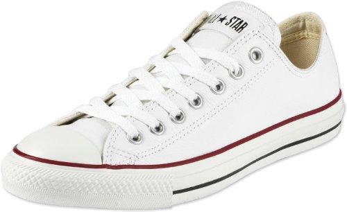 Converse Unisex-Erwachsene Chuck Tailor All Star Sneaker, Weiß (Blanc) , 41 EU