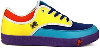 Vlado Footwear IG-1062-1-7 Unisex Spectro 2 Shoes - Blue Berry44; Size 7