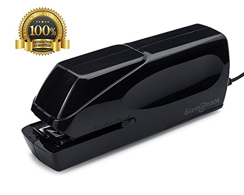 GM-X Automatic Electric Stapler, Heavy Duty Jam-Free 25 Sheet Full-Strip Capacity ✮ Free Staples &...