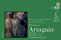 Strathmore STR-445-112 24 Sheet Art Again Black Pad, 12 by 18 by Strathmore