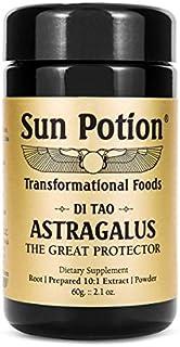 Sun Potion Astragalus Root Powder, 60 Gram
