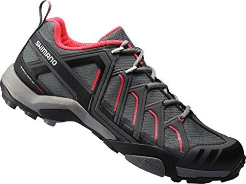 Shimano Zapatillas de Mujer Touring SPD SH WM 34, Color Negro, Talla 37