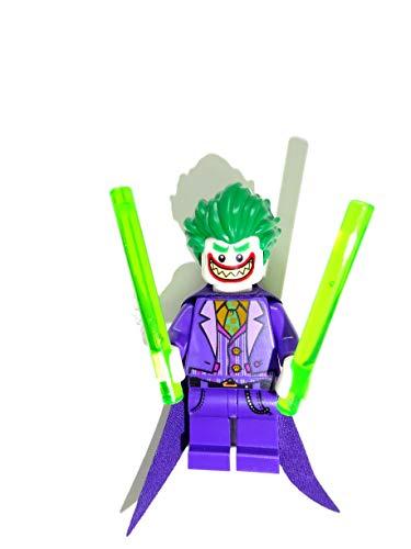 LEGO Batman Lego Minifigur The Joker mit langem Umhang