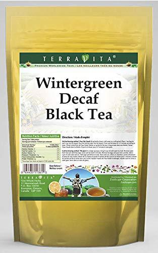 Wintergreen Decaf Black Tea 25 tea bags Max 79% OFF - ZIN: 532710 Pack Atlanta Mall 2