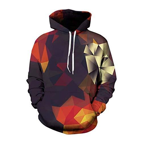 Fashion 3D Printed Hoodies Geometric Pattern Men Women Casual Hooded Sweatshirt Color Blocking Style Pullover Hoodie Unisex-02_M