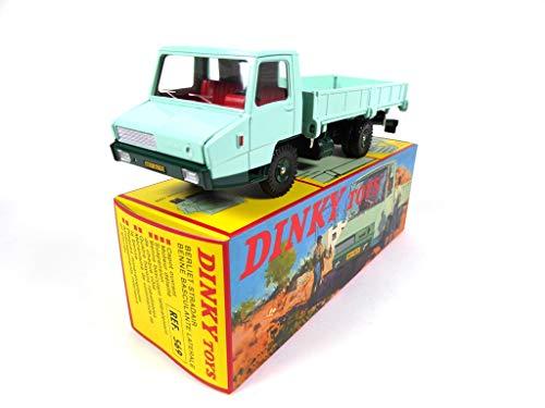 OPO 10 - Atlas Dinky Toys - BERLIET STRADAIR 569 1:43 (MB216)