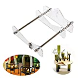 Glass Bottle Cutter, Dyna-Living 4 in 1 Glass Bottle Cutting Tools Kit