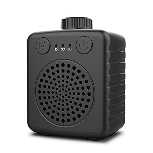 Macchina del Rumore Bianco Portatile, FANSBEN White Noise Machine con 13 suoni rilassanti USB ricaricabile Funzione di temporizzazione e memoria Volume regolabile per i viaggi a casa e in ufficio