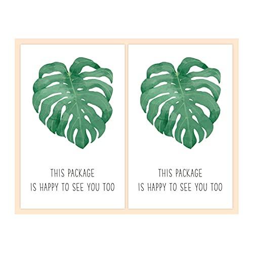 50 Piezas Pegatinas Para Álbumes De Recortes, Pegatinas De Estilo De Hoja Tropical Autoadhesivas Pegatinas Decorativas DIY Para Scrapbooking, Cuadernos, Diarios, Tarjetas De Felicitación y Cartas