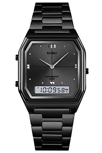 Reloj - SKMEI - Para Hombre - Lemaiskm1612BLACK