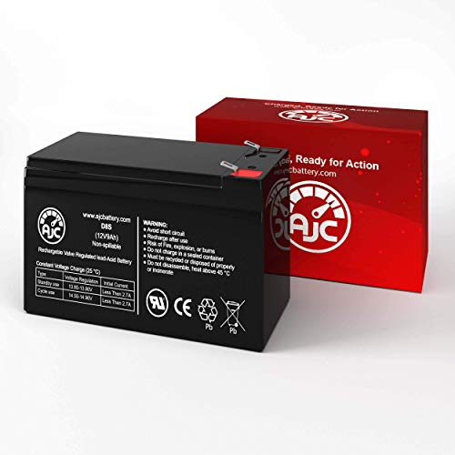 Kung Long WP1236W 12V 8Ah UPS/USV Akku - Dies ist EIN AJC® Ersatz