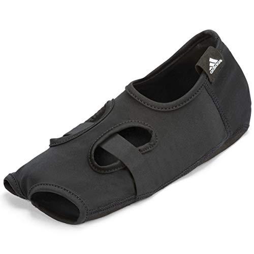 adidas Unisex– Erwachsene Yoga-Socken, Schwarz, L/XL (24 cm)