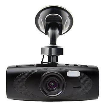 Black Box Kamo G1W-H Dash Cam Capacitor Version - WDR 160 Wide Angle 4X Zoom - Full HD 1080P H.264 2.7  LCD Car DVR Video Recorder - Night Vision Motion Detection G-Sensor - NT96650 + AR0330