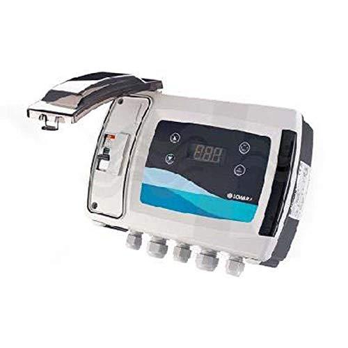 Lowara - Cuadro eléctrico Q-SMART10 para bombas monofásicas para 1 bomba Kw 1,5 Hp 2