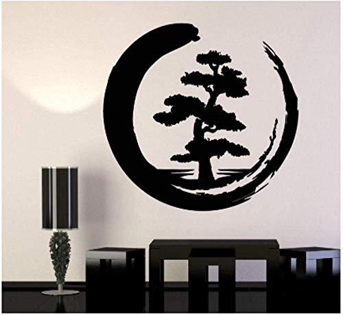 Vinyl Wandtattoos Home Decoration Wohnzimmer Schlafzimmer Spartan Altgriechisch Krieger Schild Speer Wandbild Aufkleber 44Cmx42Cm