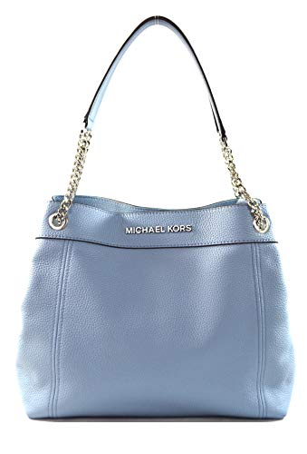 """Made of soft pebbled leather Light weight and spacious Top snap closure Inside 1 zipped middle compartment, 2 slip pockets in front compartment, 1 zip pocket in back compartment 12.5""""L x 10""""H x 5""""D"""