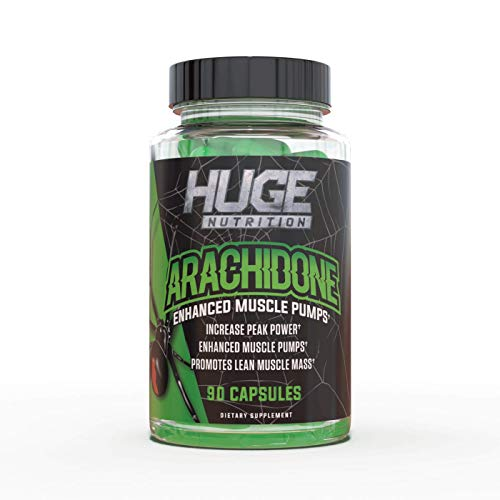 Arachidone - Arachidonic Acid Supplement: Promotes Lean Mass & Increased Strength. Highest Dosed with 1500mg Per Serving.