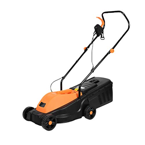 Kexia Electric Lawn Mower, Hand Push Mower, Detachable Collecting Grass Box...