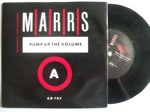 MARRS - PUMP UP THE VOLUME 7in (34369)