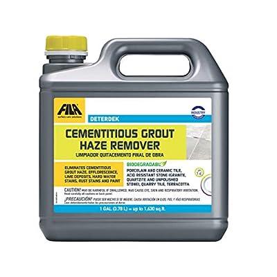 FILA Surface Care Solutions DETERDEK Cementitious Grout Haze Remover