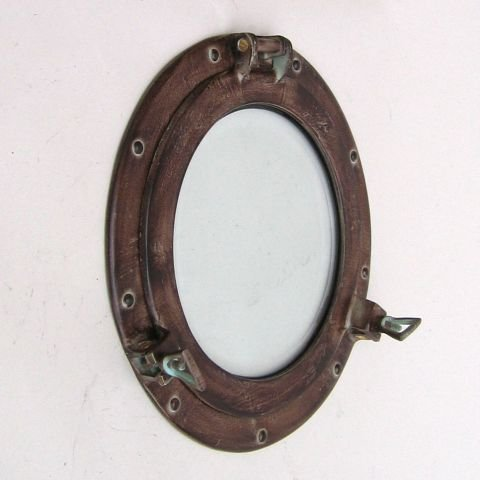 Nagina International Porthole Glass 12