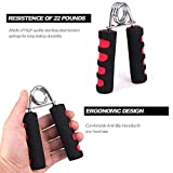 Zoom IMG-2 kindax 3pcs finger exerciser elastici
