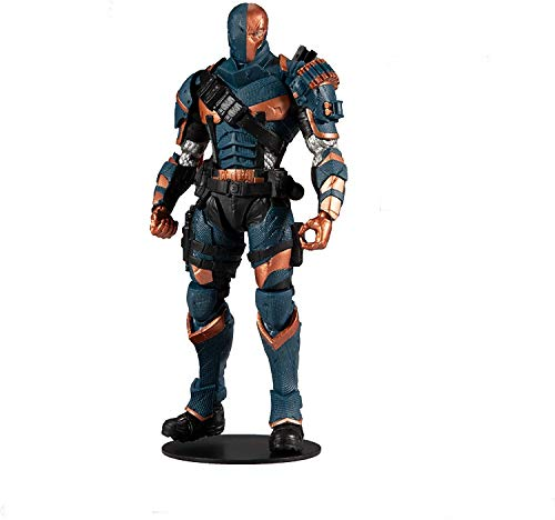 [McFarlane Toys]DC マルチバース デスストローク バットマン7インチアクションフィギュア [並行輸入品]