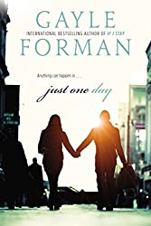 Just one Day - best books about Paris