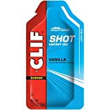 CLIF SHOT - Energy Gels - Vanilla Flavor - (1.2 Ounce Packet, 24 Count) (Packaging May Vary)