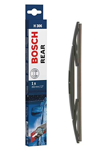 Bosch Scheibenwischer Rear H306, Länge: 300mm – Scheibenwischer für Heckscheibe