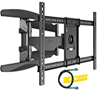 Invision Ultra Strong TV Wall Bracket Mount Double Arm Tilt & Swivel for 37-70 Inch (94-178cm) LED L...