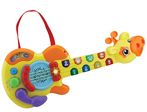 VTech–179005–Jungle Rock–Spielzeuggitarre, Giraffe