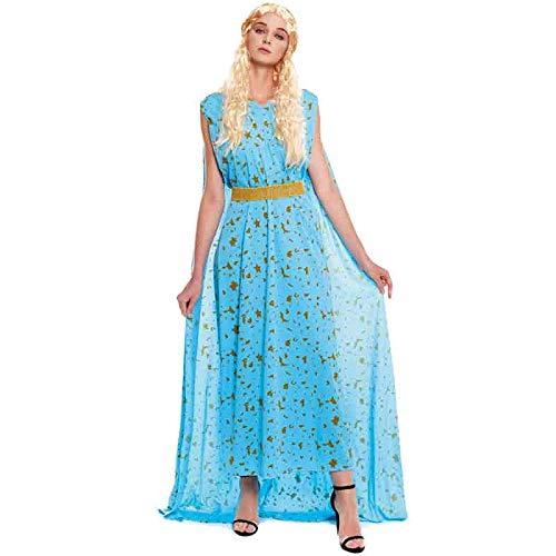 Partilandia Disfraz Princesa Dragón Mujer Adulto para Carnaval M ...