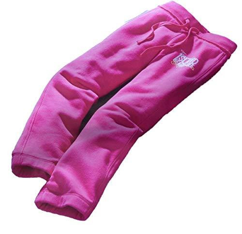 Mädchen Jogginghose Sporthose Freizeithose Mint pink Gr. 116, 128, 140, 152, 164(164,3A/10923 BDJ - 4250,Pink)
