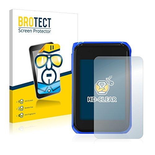 BROTECT Schutzfolie kompatibel mit Joyetech Cuboid Pro (2 Stück) klare Displayschutz-Folie