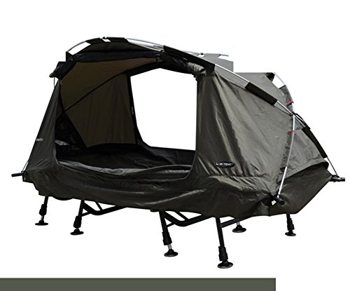JKAPWQOILUXHWTX Off-ground tent opklapbed eenpersoonseenvoudig opklapbed kantoor lunch Amerikaans bed napbed tent B