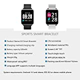 Zoom IMG-1 qka braccialetto sportivo orologio fitness